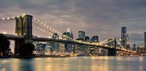 Le pont de New-York